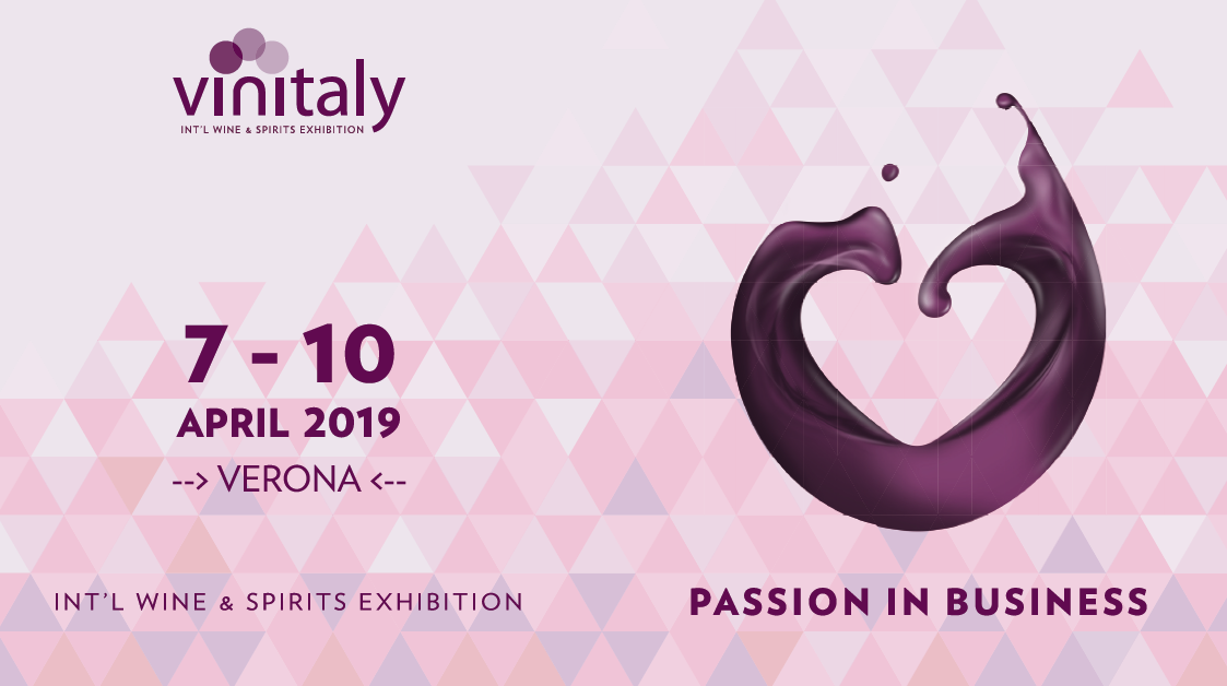 Giovanna Tantini at Vinitaly 2019